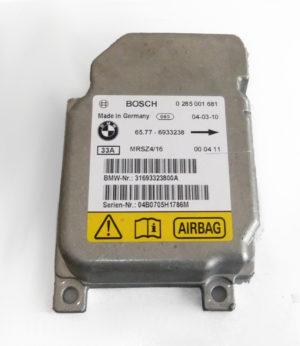 Airbag-Steuergerät BMW E46, E53 6933238