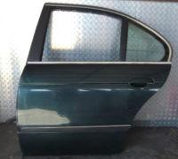 BMW 5er E39 Limousine Tür hinten links oxfordgrün
