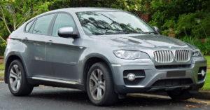 BMW X6 (E71) - Beispielbild