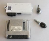 BMW Grundsteuergerät DME 7544610 u. CAS2 6943851