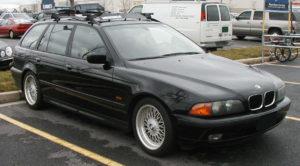 BMW 5'' (E39, 1995-2000) - Beispielbild