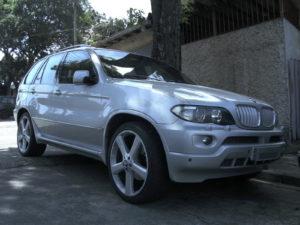 BMW X5 (E53) Facelift - Beispielbild