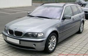 BMW E46 Touring - Beispielbild