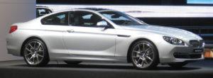 BMW 6'' (F13) - Beispielbild