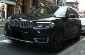 BMW X5 (F15) - Beispielbild