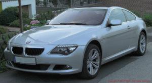 BMW 6'' (E63, Facelift) - Beispielbild