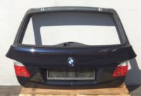 BMW 5er E61 Heckklappe Kofferraumdeckel blau metallic