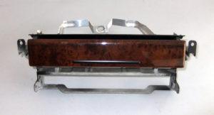 BMW 5er E39 Einbaurahmen Radioschacht 8184159