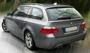 BMW 5er Touring E61: Reparatur Kabelbruch Heckklappe: EUR 300.