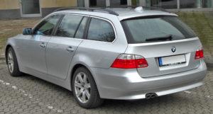 BMW 5'' Touring (E61, vor Facelift) – Beispielbild