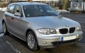BMW 1er E87 (vor Facelift - Beispielbild)