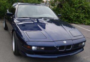 BMW 8'' (E31) - Beispielbild)