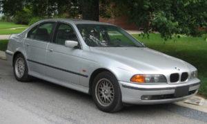 BMW 5er (E39, 1995-2000) – Beispielbild