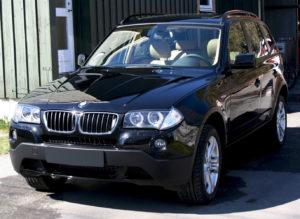 BMW X3 (E83) - Beispielbild