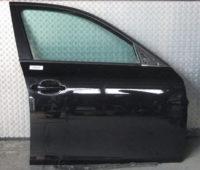 BMW 5er E60 E61 Tür vorne rechts Schwarz 2