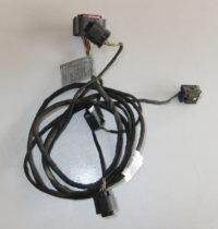 BMW E60 E61 PDC Kabelsatz Stoßfänger hinten 6928366