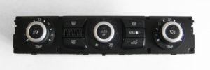 BMW 5er E60 E61 Bedienteil Klimaautomatik High 9155649