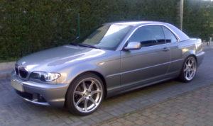 BMW 3'' E46 Cabrio Facelift - Beispielbild