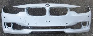 BMW 3er F30 F31 Frontschürze weiß