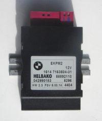 BMW 5er E60 E61 Steuergerät Kraftstoffpumpe 7163504